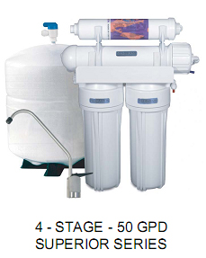 four stage water system